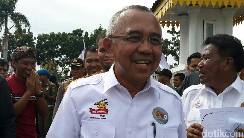 Utang Rp 264 Miliar Dibayar, Stadion Utama Riau Jadi Milik Rakyat
