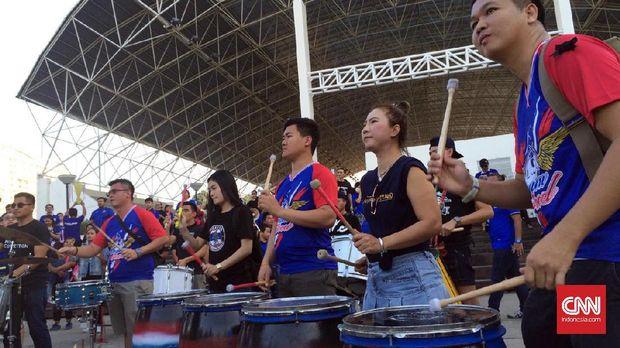 Suporter Thailand