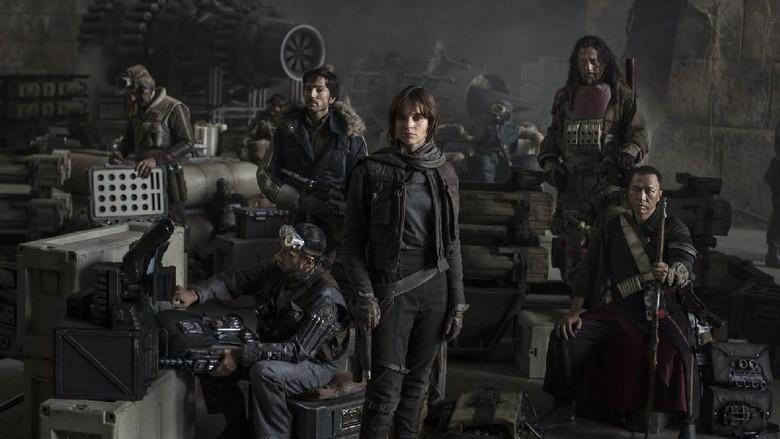 Rogue One Paling Laris Selama Libur Akhir Tahun