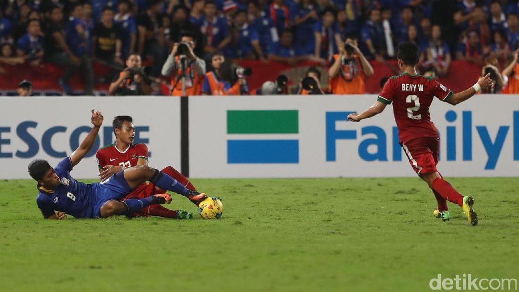 Indonesia Vs Thailand: Dulu Rival Sekarang Tertinggal