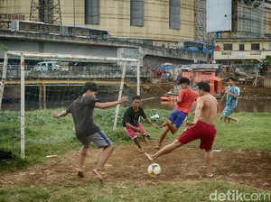 Main Bola atau Futsal Bagus untuk Kesehatan Jantung dan Pembuluh Darah