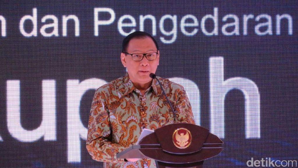 Rencana Rp 1.000 Jadi Rp 1 Sudah Diajukan ke DPR Sejak 2013