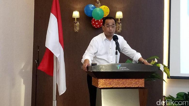 Menhub Ingin Jadikan Pelabuhan di Makassar Sebagai Hub di Timur Indonesia