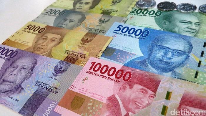 Bank Indonesia (BI) menerbitkan 11 uang rupiah desain baru. Uang desain baru ini terdiri dari 7 pecahan uang kertas dan 4 pecahan uang logam. Ini penampakannya.