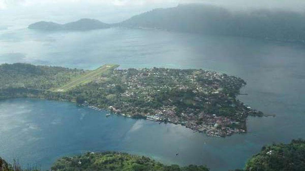 Indonesia Timur Alamnya Indah, Tapi Punya Potensi Bencana