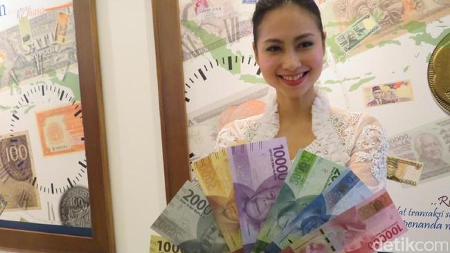 Catat! Daftar Lengkap Lokasi Penukaran Uang Lebaran