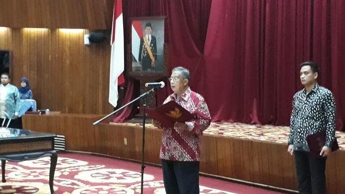 Menko Perekonomian Darmin Nasution/Foto: Fadhly Fauzi Rachman