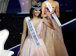 Kecantikan Stephanie Del Valle, Pemenang Miss World 2016 Asal Puerto Rico