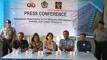 Mengemplang Pajak Rp 800 Juta, Bos Properti Ditahan di Nusakambangan
