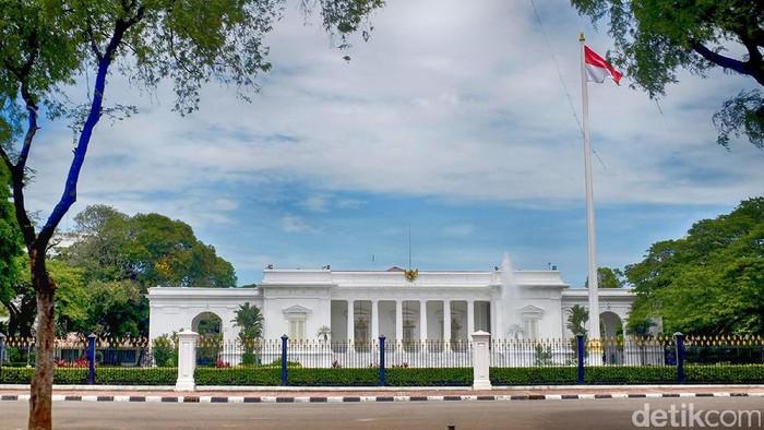 Istana Merdeka, Istana Negara