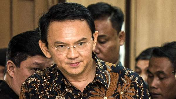 PN Jakut Kirim Surat Cabut Banding ke Jaksa, Ahok Segera Dieksekusi