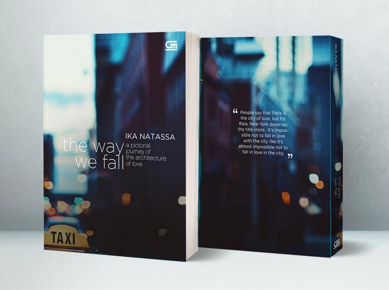 Kisah River dan Raia Berlanjut di Buku The Way We Fall Ika Natassa