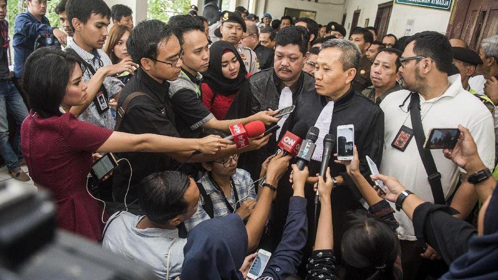 Ketua Tim JPU Kasus Ahok Dilantik Jadi Jampidsus
