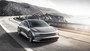 Arab Saudi Kucurkan Rp 14,9 Triliun untuk Mobil Listrik