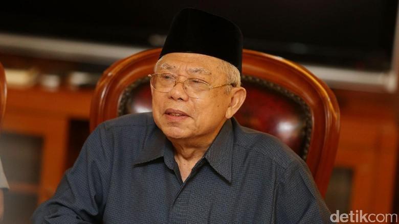Demokrat Papua Dukung Jokowi, Maruf Amin: Luar Biasa, Alhamdulillah