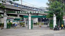 Antisipasi Teror, Pengamanan di Stasiun Gambir dan Senen Diperketat
