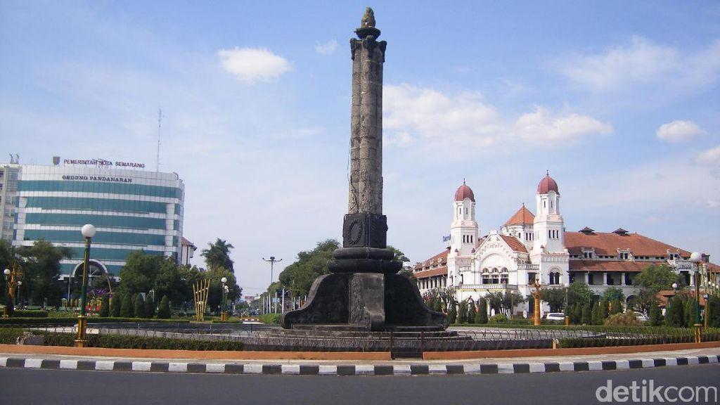 Suara Misterius Juga Terdengar Meraung-raung di Langit Semarang