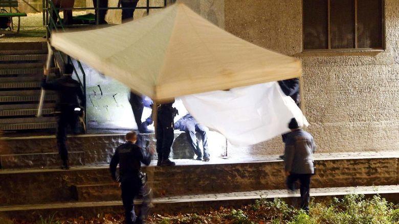 Penembakan Di Masjid Selandia: Foto-foto Penembakan Di Dalam Masjid Di Swiss