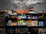 Rumah Warga di Tomang Terbakar, 25 Mobil Pemadam Dikerahkan