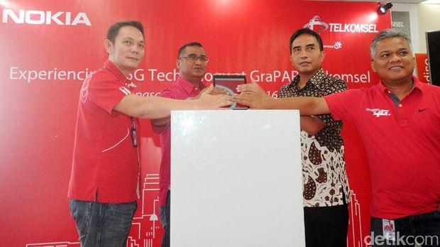 Telkomsel dan Nokia Jajal NB-IoT di Jaringan 4G