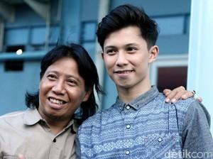 Ini Kemiripan Mastur dan Putranya, Ahmad Saiful