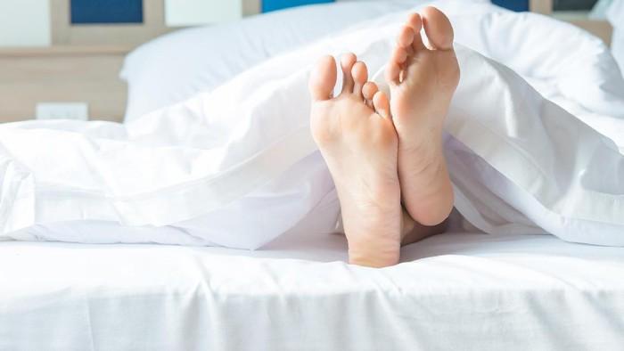 Tidur telanjang bisa bermanfaat untuk kesehatan tubuh. (Foto: thinkstock)