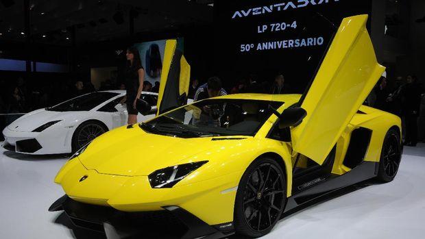 Bentor 'Modif' Jokowi, Ala Lamborghini
