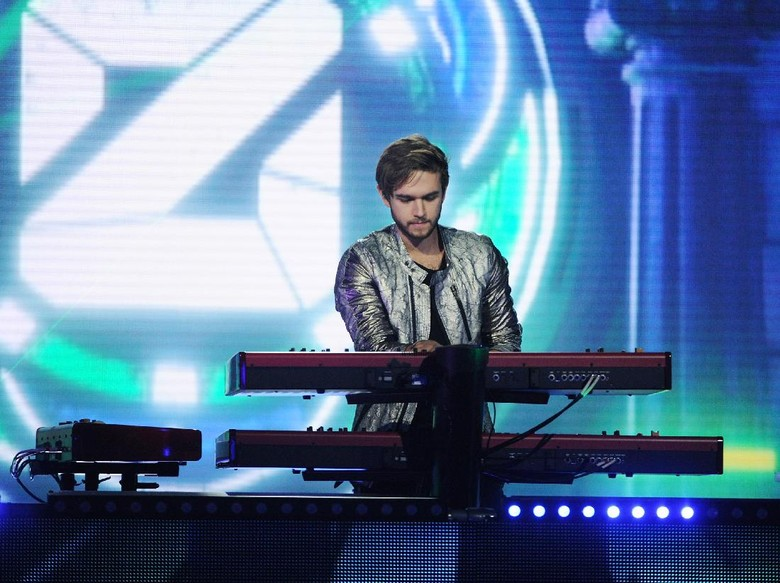 Zedd Foto: Craig Barritt/Getty Images for Nickelodeon