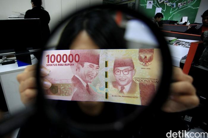 Ilustrasi uang (Muhammad Ridho/detikcom)