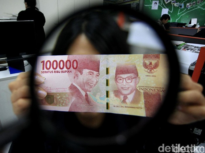 Ilustrasi uang. Foto: Muhammad Ridho
