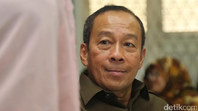 Wacana Amandemen UUD 45, Gubernur Lemhannas Bicara Konsep Keamanan