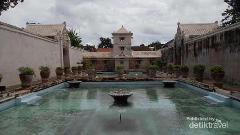 5 Fakta Taman Sari, Sejarah, dan Mitos Di Balik Keindahannya/Foto: Lenny Permata/dtraveler
