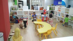 Pengaruh Anak Dititipkan di Daycare Terhadap Bonding Ibu dan si Kecil