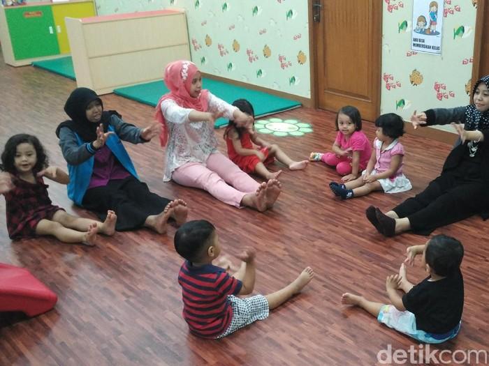 Ilustrasi daycare/ Foto: Reza/detikHealth
