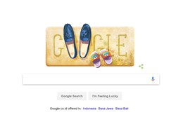 Peringati Hari Ibu, Google Pajang Sepasang Sepatu