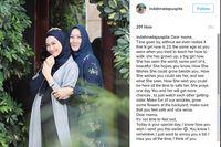 Ungkapan Kasih Sayang 8 Selegram Berhijab di Hari Ibu