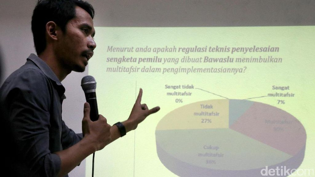 Usulan Pemilu Proporsional Tertutup Dikhawatirkan Ada Pergeseran Politik Uang