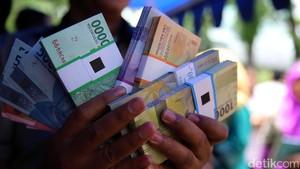 Bank Siapkan Rp 300 Juta/Hari Layani Penukaran Uang di Monas