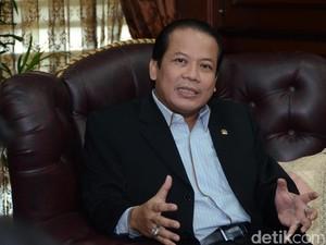 Pimpinan DPR: Kabar Fahri-Akom Marah soal WTP Itu Informasi Sesat