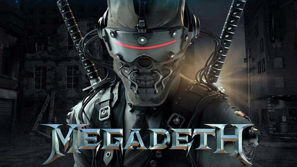 Dave Mustaine Megadeth Undang Jokowi ke Hammersonic 2017