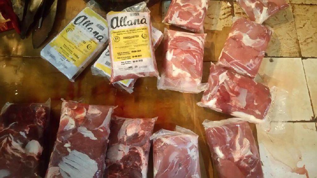 Bulog Bakal Impor 100 Ribu Ton Daging Kerbau, Tahap Pertama 8.000 Ton