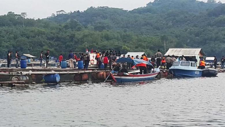 Kepada Warga, Teroris Jatiluhur Mengaku Sewa Keramba untuk Memancing Ikan