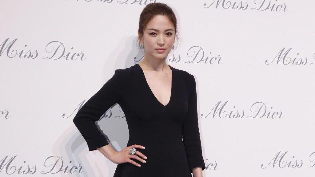 Ini Rahasia Cantik dan Sehat Ala Aktris Korea Song Hye Kyo