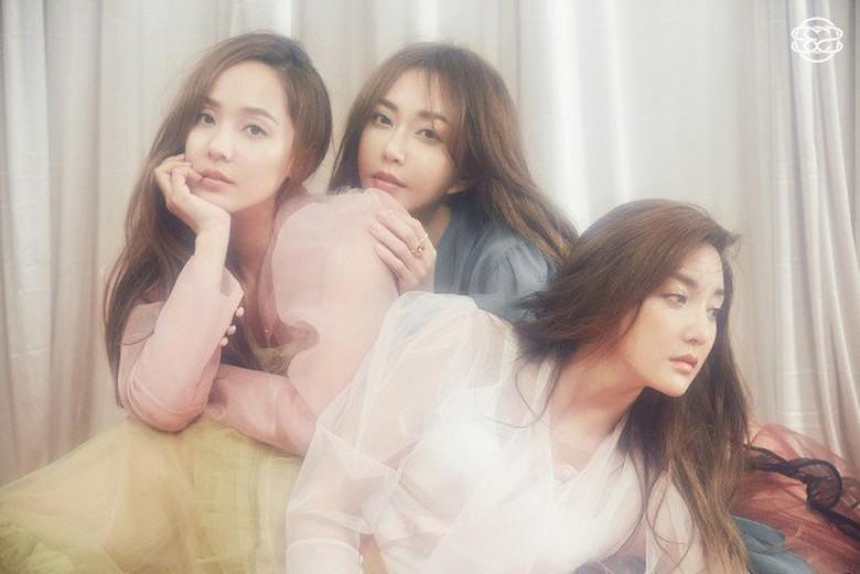 Wow! S.E.S Tampil Cantik Bak Dewi Untuk Album Terbaru