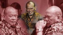 La Nyala Mattalitti: Lolos Kasus Korupsi, Kursi PSSI, Kini Ketua DPD