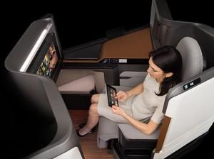3 Tips Pilih Kursi Terbaik di Pesawat agar Nyaman Maksimal saat Penerbangan