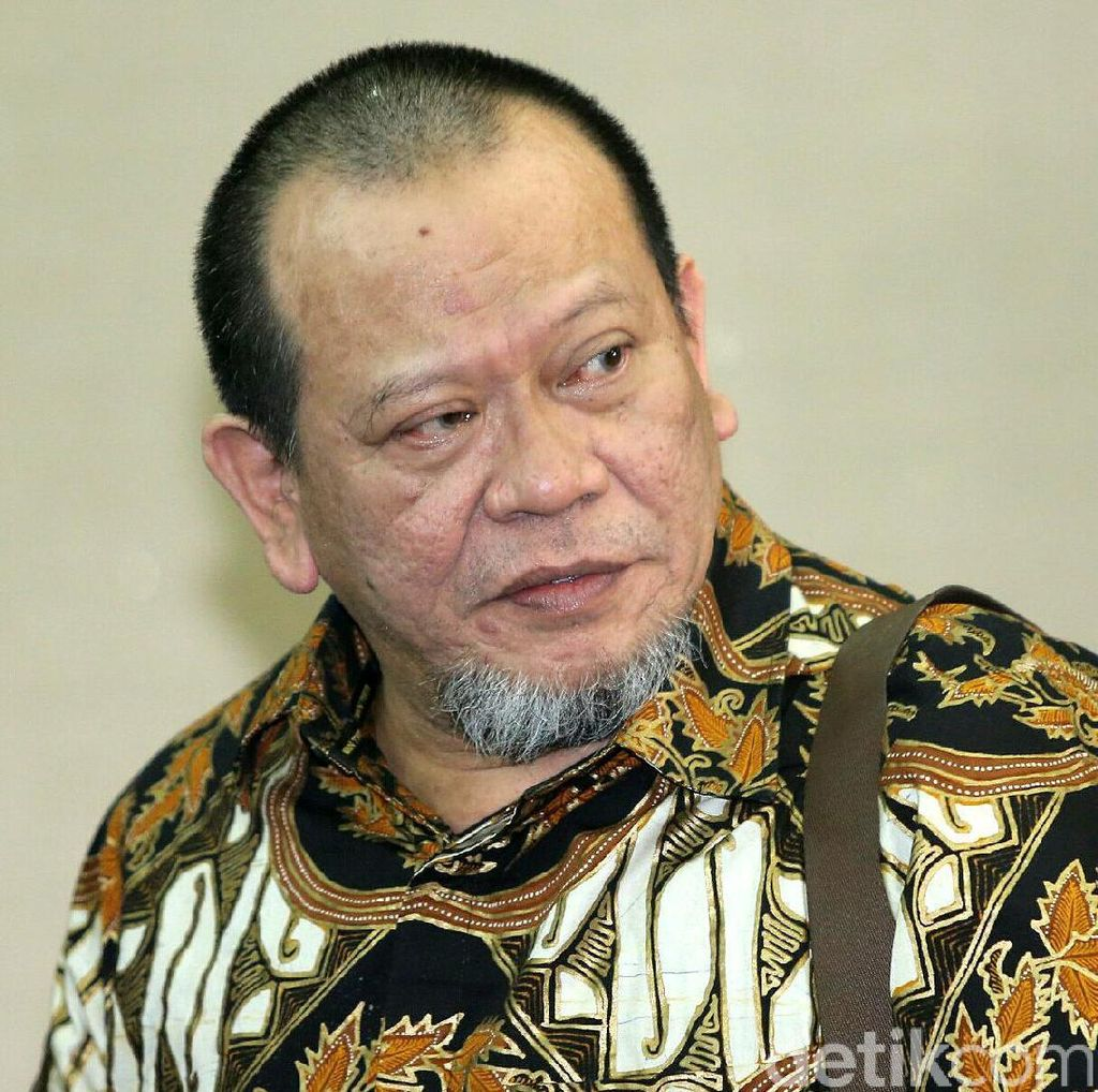 La Nyalla Ngaku Inisiatif Sendiri Pernah Sebar Isu Jokowi PKI