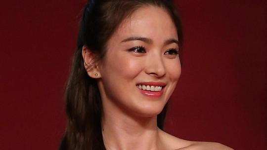 Song Hye Kyo, Artis Tercantik Korea Selatan