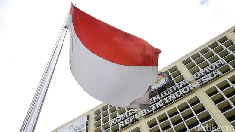 KPU Minta Tunda Putusan Bawaslu Terkait Bacaleg Eks Napi Korupsi