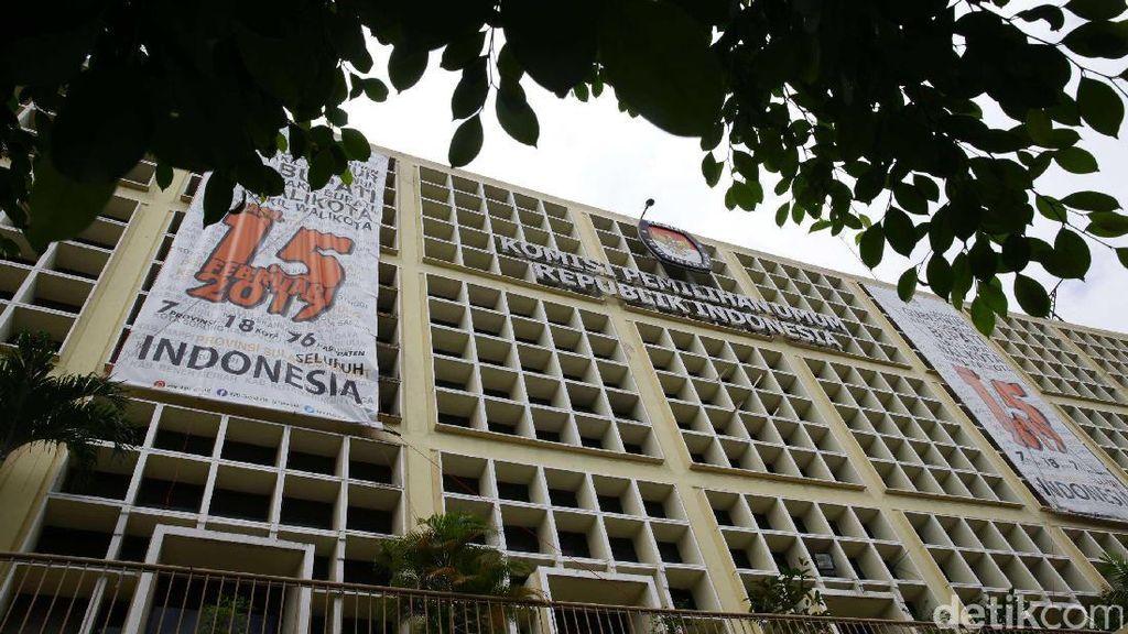 Dokumen Perbaikan Paslon Jokowi-Maruf dan Prabowo-Sandi Lengkap
